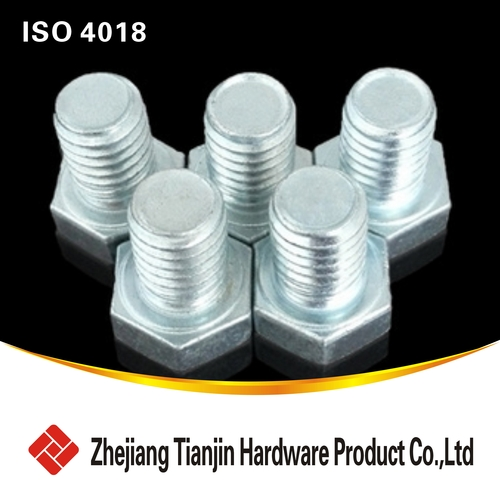 ISO 4018Hexagon head screws-product grade C
