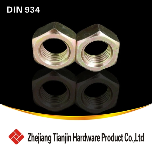DIN 934Hexagon nuts