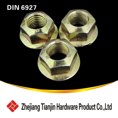 DIN 6927Prevailing torque type hexagon flange nuts